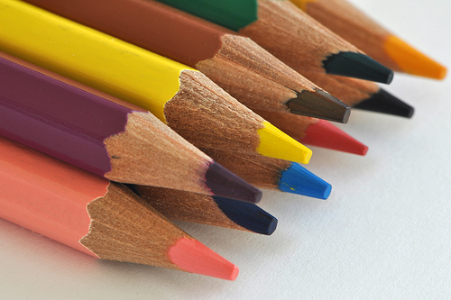 Pencils and Pinterest Contests For Back To School